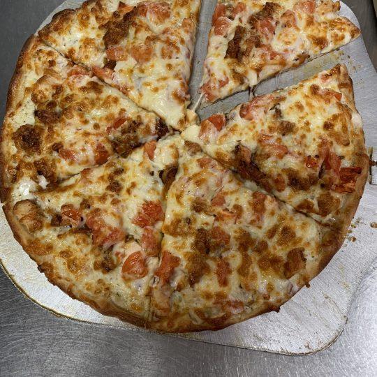Squinnys - Chicken Bacon Ranch Pizza