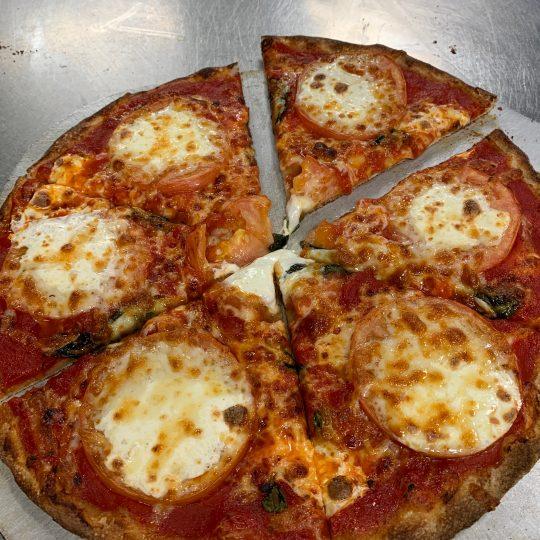 Squinnys - Margarita Pizza