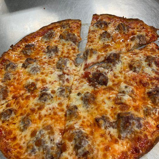 Squinnys - Hamburg Pizza