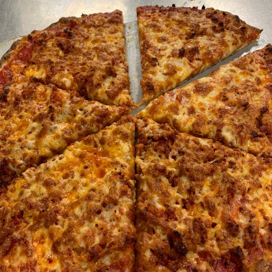 Squinnys - Chourico Pizza