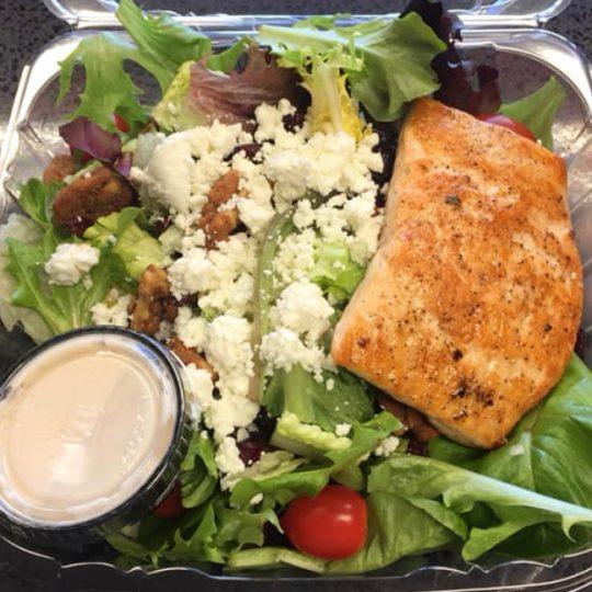 Squinnys - Salmon Salad
